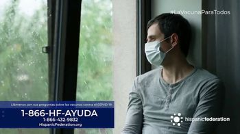 Hispanic Federation TV Spot, 'Seguro y saludable' [Spanish]