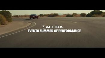 Acura Evento Summer of Performance TV Spot, 'Empezó como auto de carrera' [Spanish] [T2] - Thumbnail 7