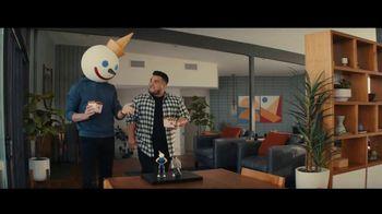 Jack in the Box Tiny Tacos TV Spot, 'Mini versiones' con Oscar Miranda [Spanish] - Thumbnail 2