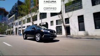 Acura TV Spot, 'Pre-Owned: 182-Point Inspection' [T2]