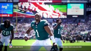 NFL TV Spot, 'Single Game Tickets: Biggest Games' - 5 commercial airings