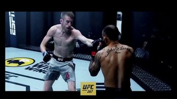 ESPN+ TV Spot, 'UFC 267 & UFC 268'