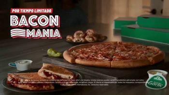 Papa John's TV Spot, 'Baconmania' [Spanish]
