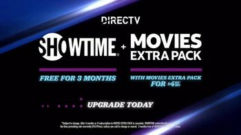 DIRECTV TV Spot, '2021 Holidays: Showtime and Movies Extra Pack'