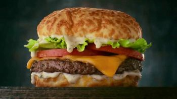Jack in the Box Cheddar Loaded Cheeseburger Combos TV Spot, 'Cheddar Three Ways'