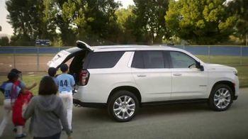 Chevrolet TV Spot, 'Field of Dreams' [T1] - 427 commercial airings