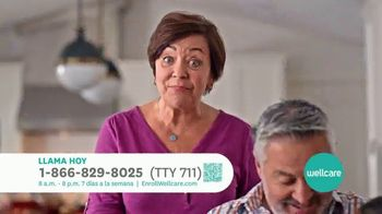WellCare Medicare Health Plans TV Spot, 'Augusto: maestro del domingo' [Spanish]