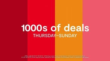 JCPenney Lowest Prices of the Season TV Spot, 'Booties, Denim, Bath Towels'