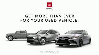 Toyota TV Spot, 'Dear America: Resale Value' [T2] - Thumbnail 6