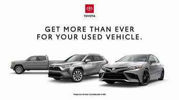 Toyota TV Spot, 'Dear America: Resale Value' [T2] - Thumbnail 7