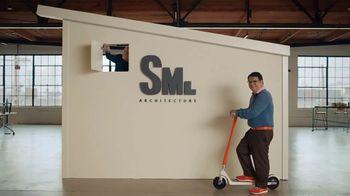 American Express Business Platinum TV Spot, 'SML Architecture'