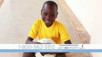 Smile Train TV Spot, 'Cleft Lip or Palate'