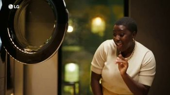 LG WashTower TV Spot, 'Redefine Laundry' Song by Grover Washington, Jr., Bill Withers