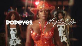 Popeyes TV Spot, 'Wild Megan Hottie Sauce' Featuring Megan Thee Stallion