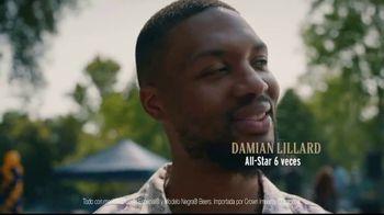 Modelo TV Spot, 'El espíritu luchador' con Damian Lillard, canción de Ennio Morricone [Spanish]