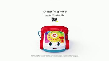 Fisher-Price Chatter Telephone TV Spot, 'The Past Has Arrived'