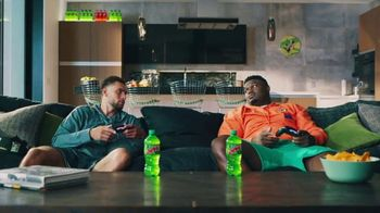 Mountain Dew TV Spot, 'Level Up Your Game' Featuring Zion Williamson, Zach LaVine