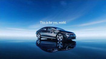 2022 Mercedes-Benz EQS TV Spot, 'The Arrival' [T1]