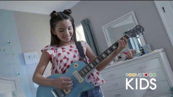 Rooms to Go Kids TV Spot, 'Muebles de calidad para niños' [Spanish]