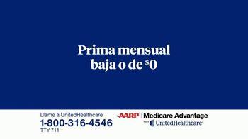 UnitedHealthcare Medicare Advantage TV Spot, 'Inscripción en Medicare' [Spanish] - Thumbnail 2