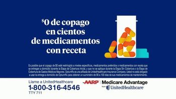 UnitedHealthcare Medicare Advantage TV Spot, 'Inscripción en Medicare' [Spanish] - Thumbnail 5