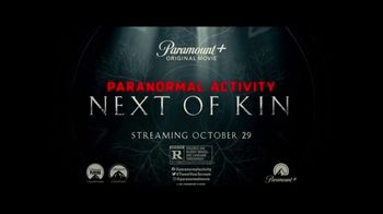 Paramount+ TV Spot, 'Paranormal Activity: Next of Kin' - Thumbnail 8