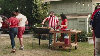 Hyundai Tucson TV Spot, 'Sábado futbolero: A BBQ with rivals' [Spanish] [T1] - Thumbnail 1
