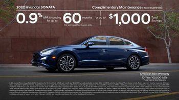 2022 Hyundai Sonata TV Spot, 'Your Journey: Sonata' Song by Eric Lives Here [T2] - Thumbnail 6