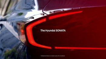 2022 Hyundai Sonata TV Spot, 'Your Journey: Sonata' Song by Eric Lives Here [T2] - Thumbnail 5