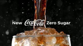Coca-Cola Zero Sugar TV Spot, 'Now More Delicious' Song by Damian Minckas