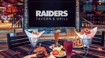 M Resort Spa Casino TV Spot, 'Raiders Tavern & Grill'