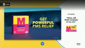 Midol Complete TV Spot, 'More Than Just Cramps' - Thumbnail 1