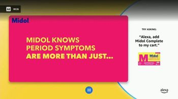 Midol Complete TV Spot, 'More Than Just Cramps' - Thumbnail 2