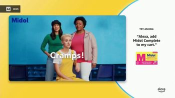 Midol Complete TV Spot, 'More Than Just Cramps' - Thumbnail 3