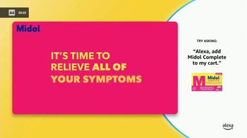 Midol Complete TV Spot, 'More Than Just Cramps' - Thumbnail 4