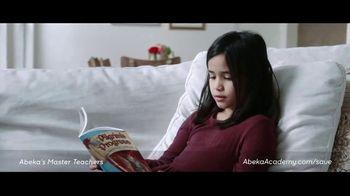 Abeka Academy TV Spot, 'Video Home Schooling: Back On Track' - Thumbnail 8