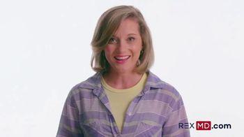 REX MD TV Spot, 'Take Note'