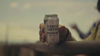 Lone River Ranch Water TV Spot, 'Follow the Lone River' Featuring Ryan Bingham