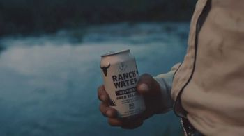 Lone River Ranch Water TV Spot, 'Follow the Lone River' Featuring Ryan Bingham - Thumbnail 6