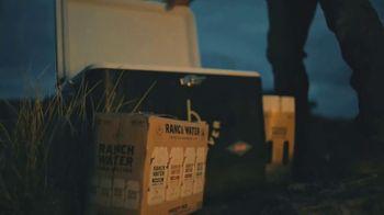 Lone River Ranch Water TV Spot, 'Follow the Lone River' Featuring Ryan Bingham - Thumbnail 5