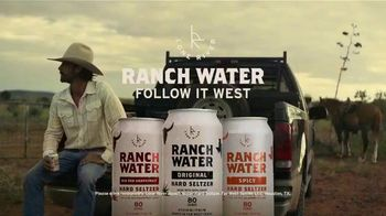 Lone River Ranch Water TV Spot, 'Agave' Featuring Ryan Bingham - Thumbnail 6