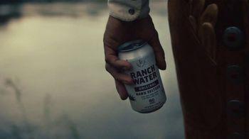 Lone River Ranch Water TV Spot, 'Agave' Featuring Ryan Bingham - Thumbnail 2
