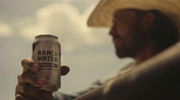 Lone River Ranch Water TV Spot, 'Colder' Featuring Ryan Bingham