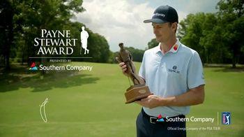 Southern Company TV Spot, '2021 Payne Steward Award' Featuring Justin Rose