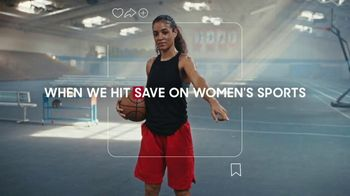 Michelob ULTRA TV Spot, 'Save It, See It' Ft. Nneka Ogwumike, CeCe Telfer, Andraya Carter
