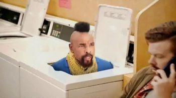 Aaron's TV Spot, 'The Aa-Team: Washer and Dryer: $69.99' Featuring Mr. T