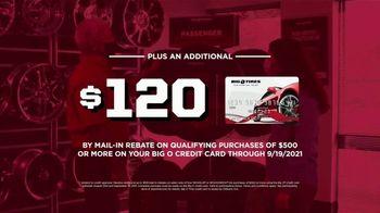 Big O Tires Labor Day Sale TV Spot, 'Top Dollar Brands' - Thumbnail 6