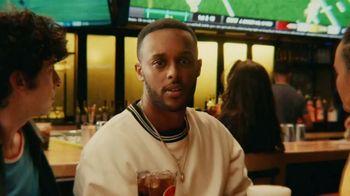 Buffalo Wild Wings TV Spot, 'Raising The Bar On Bar Food'