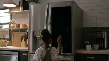 The Home Depot Labor Day Savings TV Spot, 'In Here: Samsung Kitchen Package'