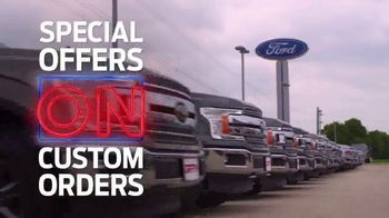 Ford Labor Day Sellathon TV Spot, 'It's On' [T2] - Thumbnail 6
